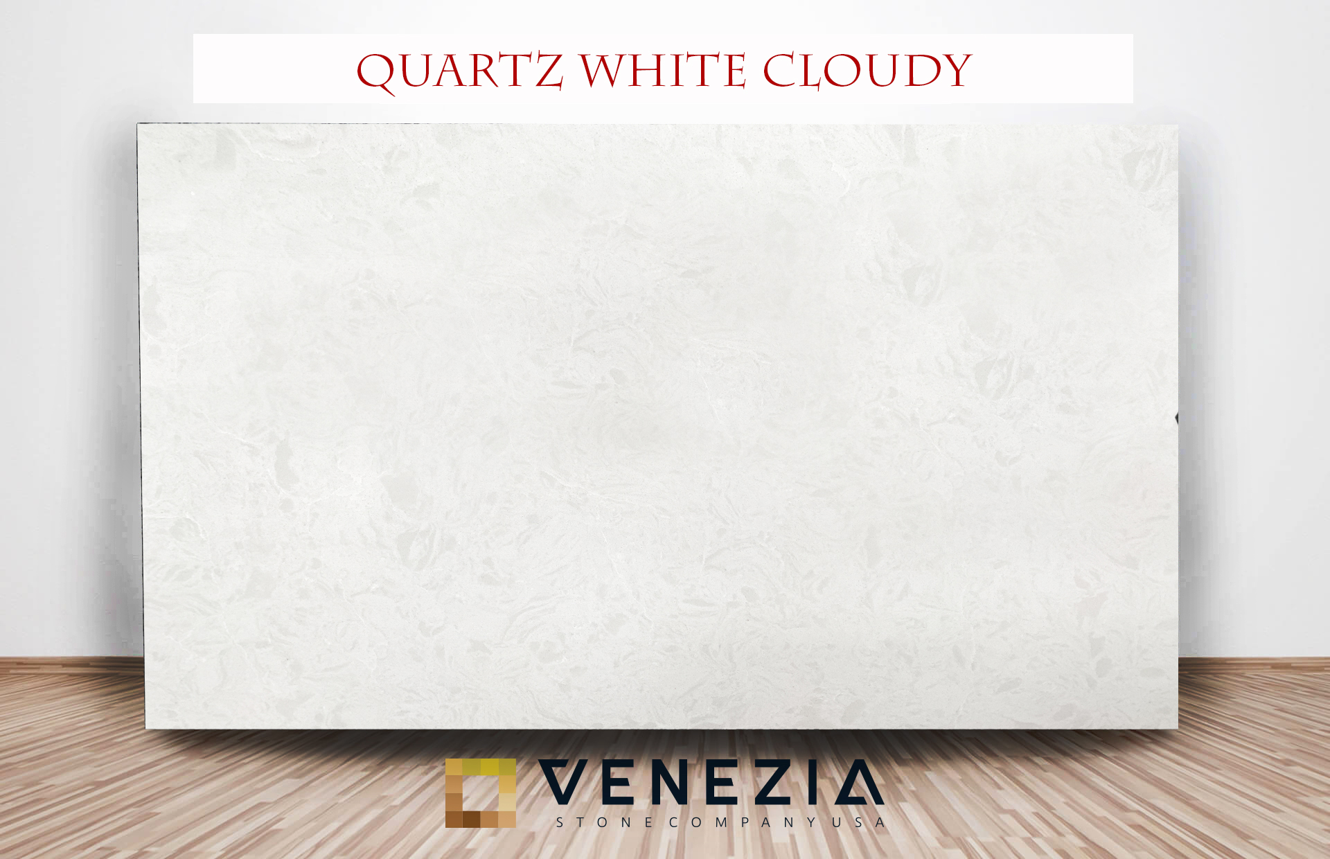 White Cloudy Quartz