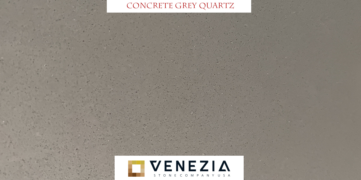 Concrete Grey Quartz